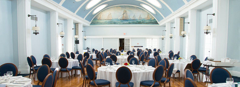 The RCYC provides a unique dining experience for any special occasion. Click here for a virtual tour.