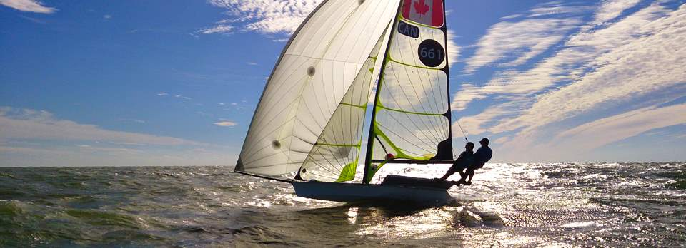 The RCYC High Performance Team is a program for Members who want to continue sailing after completing Junior Club.