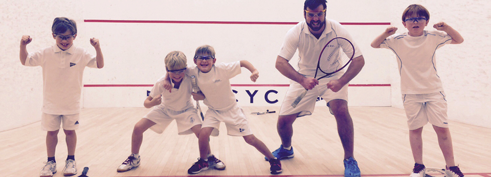 The RCYC Squash section is one of the most active in the Club. To sign-up, contact racquets@rcyc.ca.